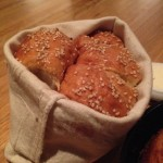 Complimentary Benne Rolls