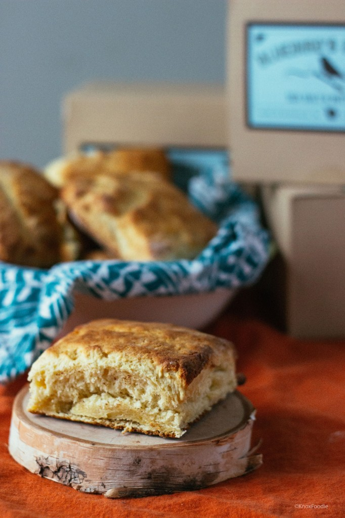 Bluebird's Biscuits from Forage South