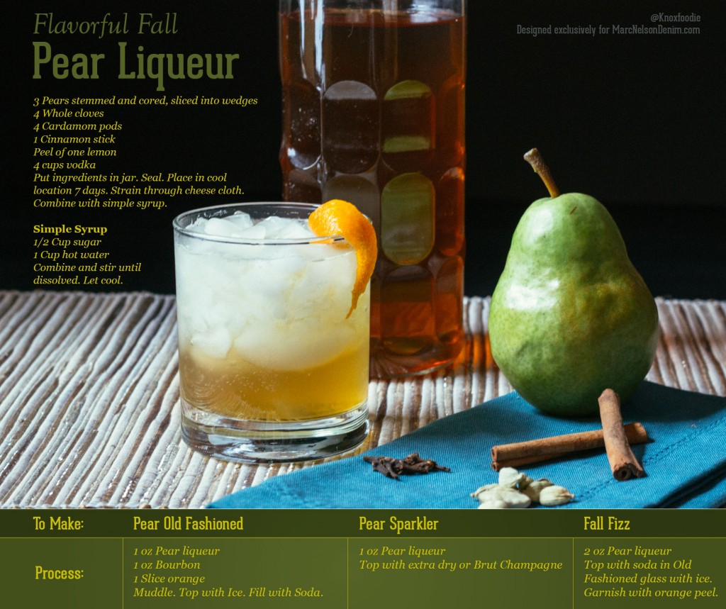 Exclusive Cocktail For Marc Nelson Denim