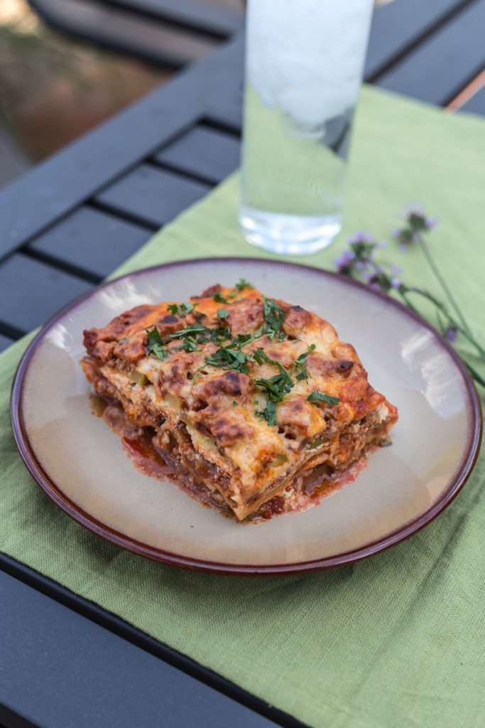 Our 21 Day Fix Friendly Version of Lasagna