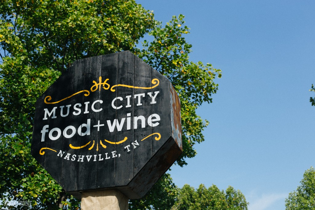 Welcome to Music City Food and Wine!