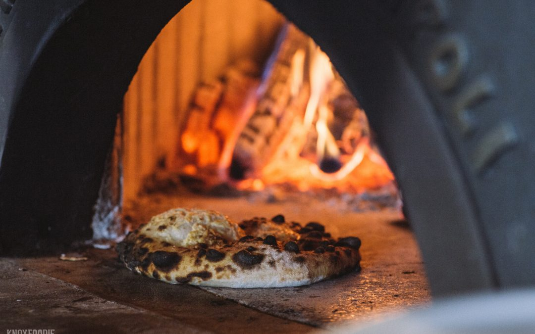 Noshing About: A Dopo Pizza, Knoxville