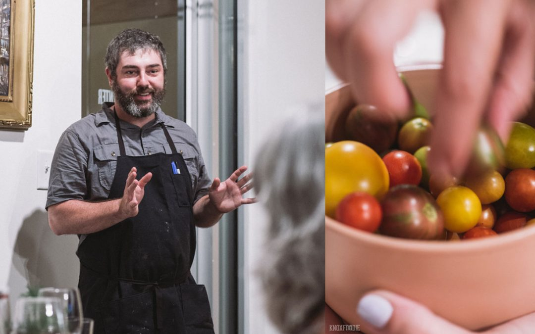 Lost Creek Farm at Central Collective: Farm & Forage Dinner