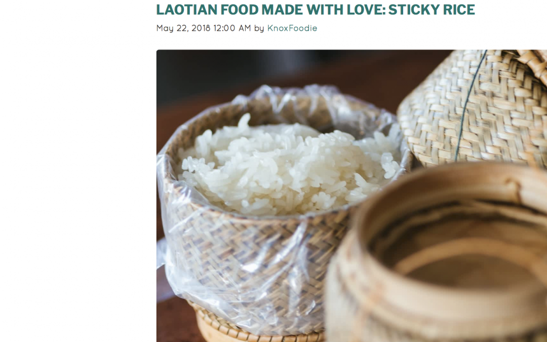 Sticky Rice Cafe – Knoxville – For Visit Knoxville