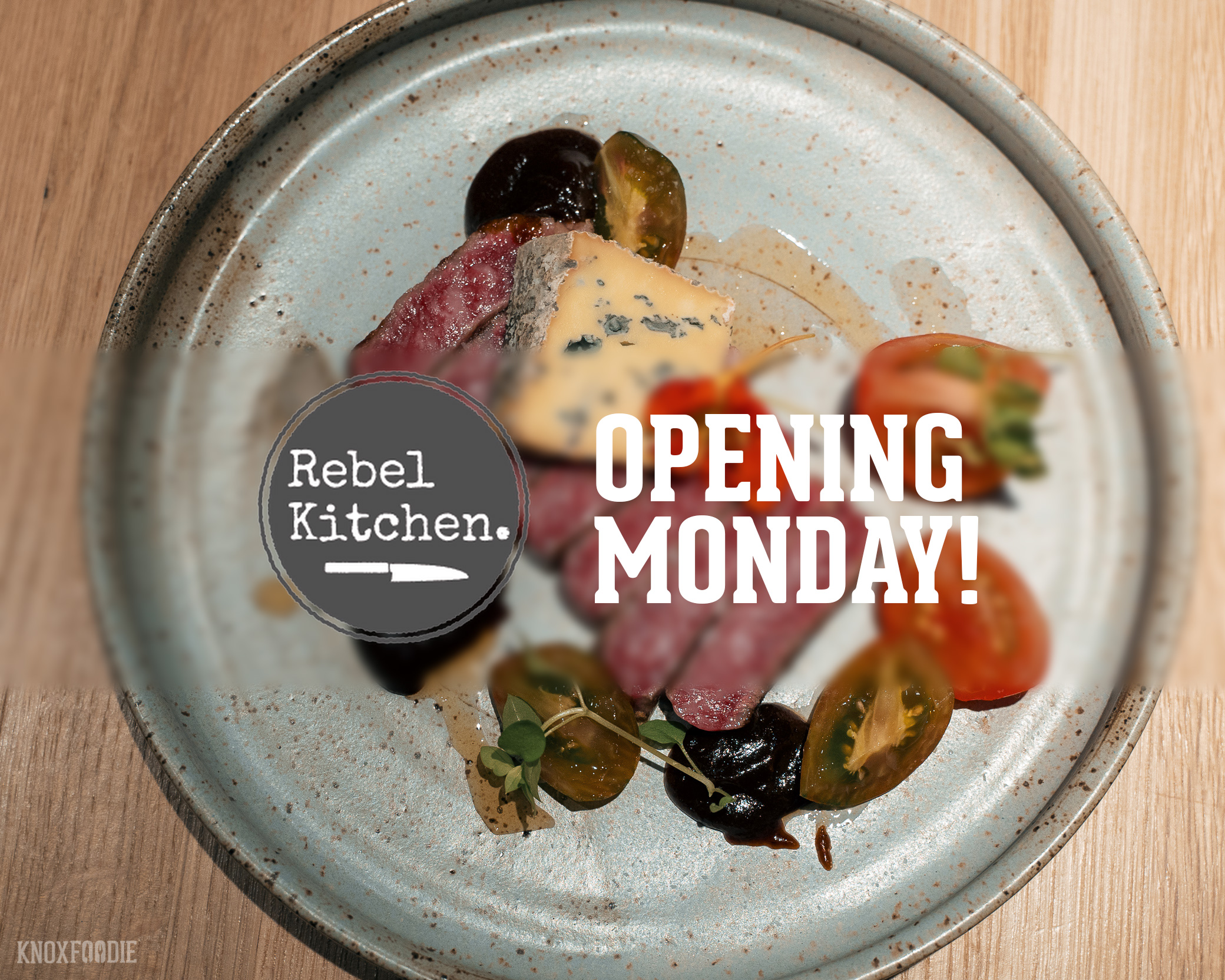 Rebel Kitchen - Old City Knoxville