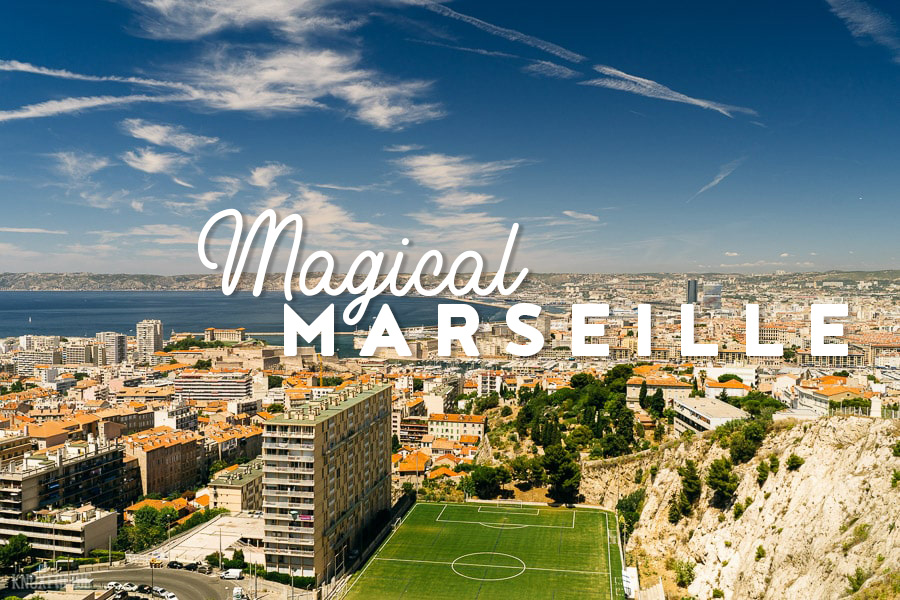 Magical Marseille – France's Provence Region