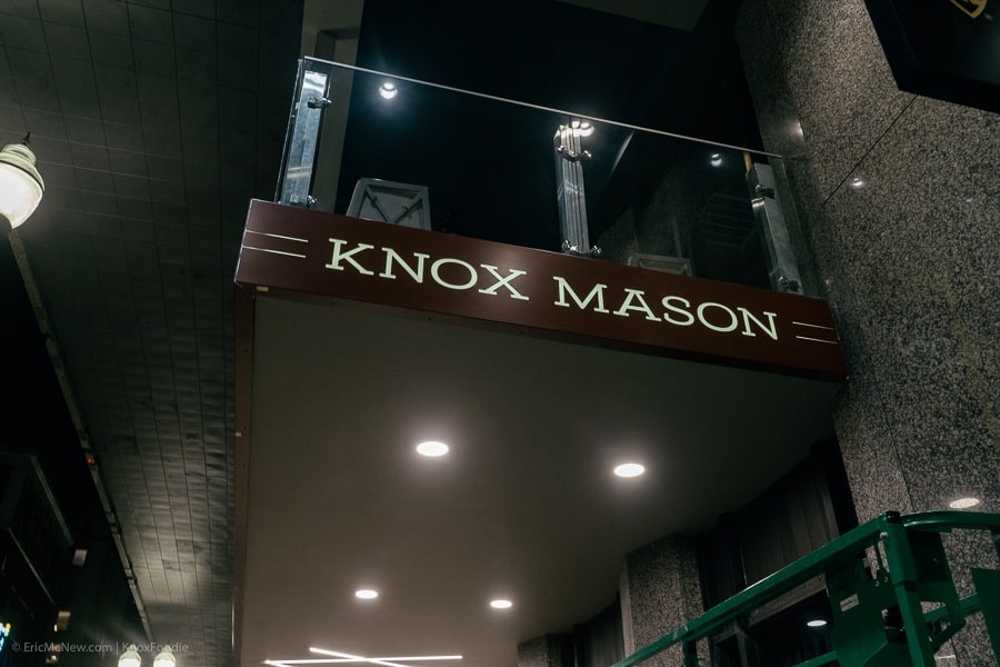The Return of Knox Mason is Thursday!