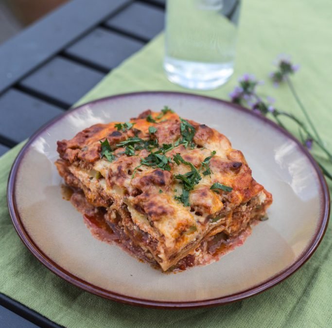 Lasagna – 21 Day Fix Style