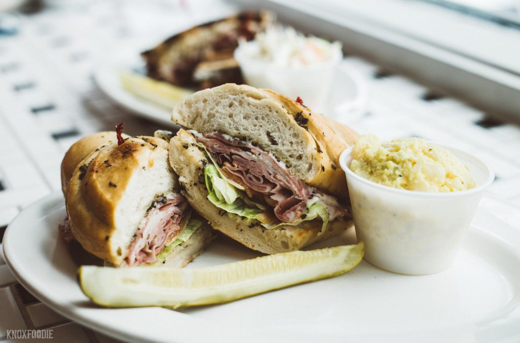 Quick Bite: Frussie's Deli in Downtown Knoxville