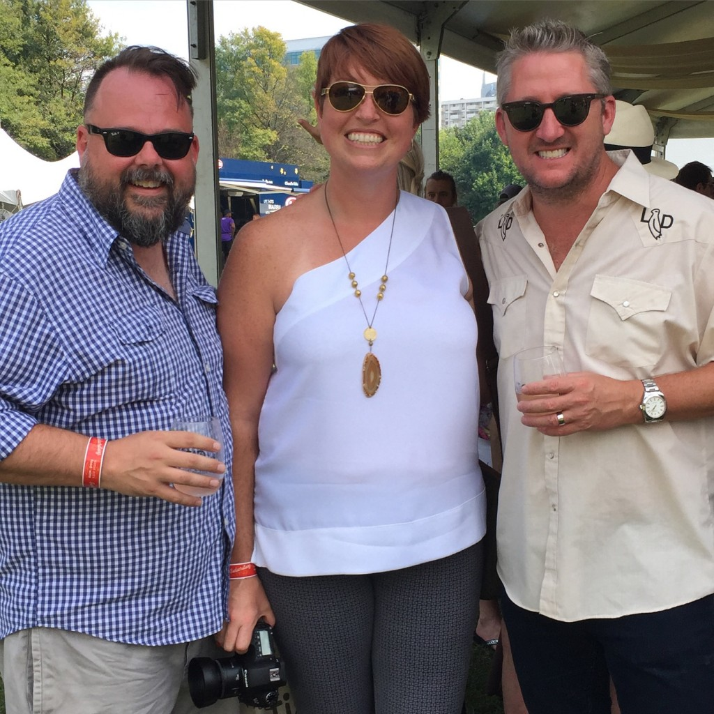 Knoxfoodie with Chef Tim Love