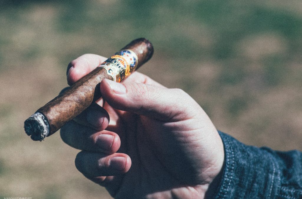 Quick Bite: Park City Cigar