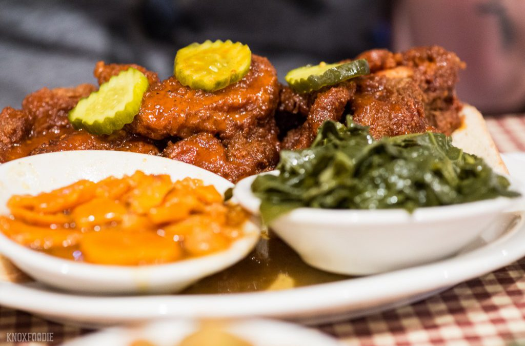 Jackie's Dream – Knoxville's New Hot Chicken and Soul Joint!
