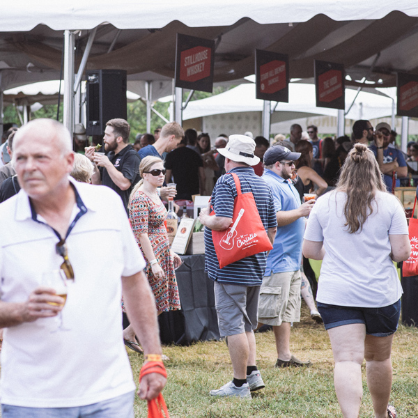 Music City Food and wine Nashville