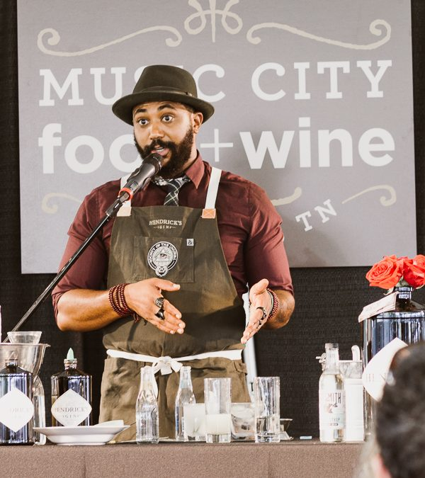Music City Food & Wine, Nashville Tennessee 2017!