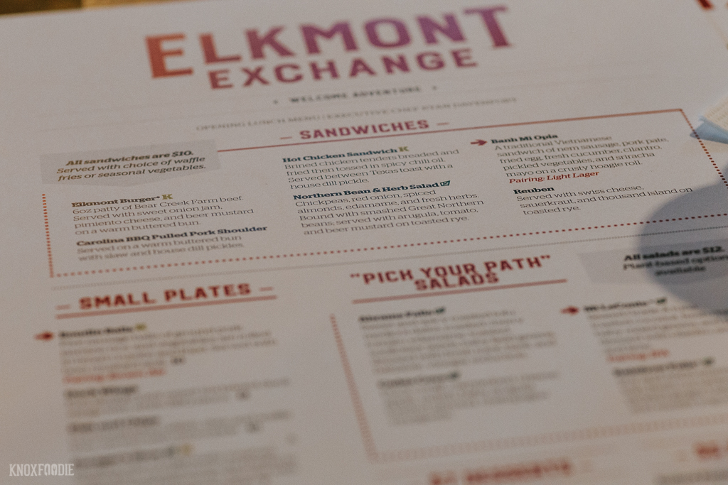 Elkmont Exchange in Knoxville