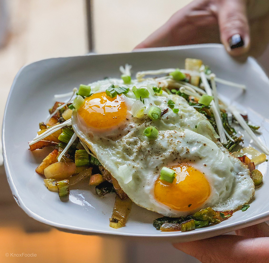 Whole30 Breakfast Hash Recipe