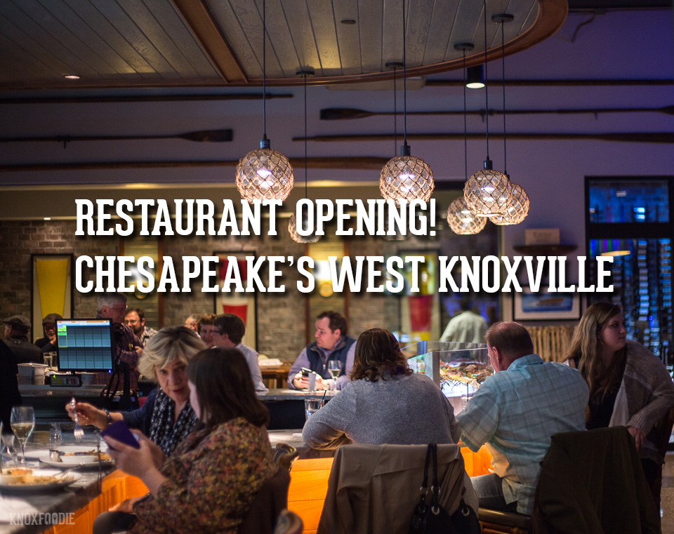 Knoxvilles Chesapeakes By Copper Cellar Opens West Knoxville