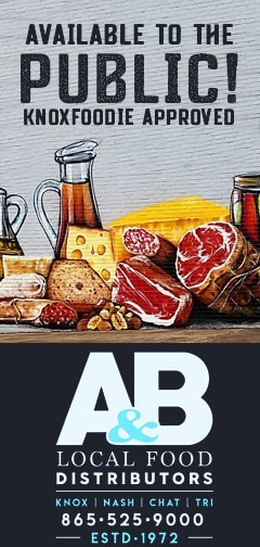 A and B Distributors Local Knoxville Nashville Restaurant