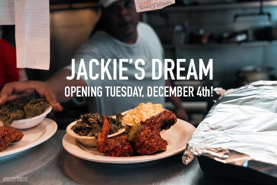 Jackie's Dream is Opening Tuesday! Hot Chicken Fans Rejoice!